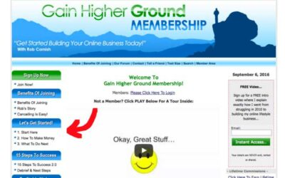 Gain Higher Ground Review