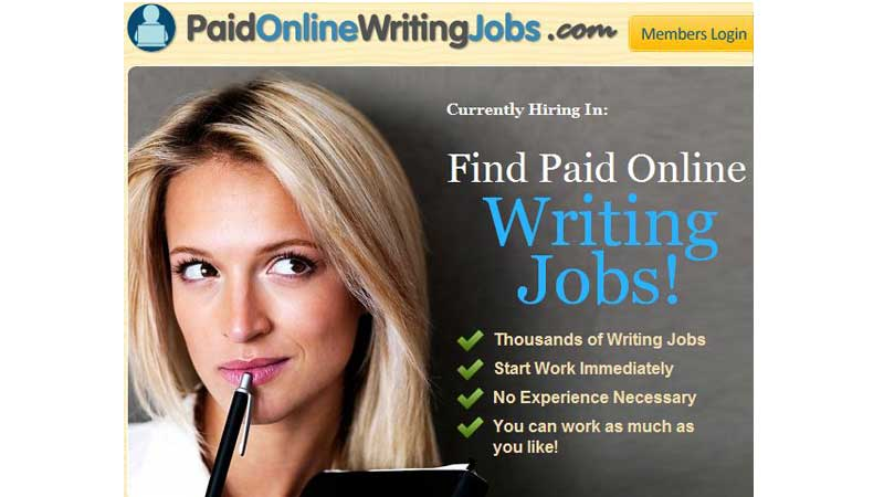 Writing Jobs Online Review